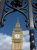 Big Ben (St. Stephen's Tower), London, England