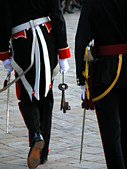 Ceremony Of The Keys, Gibraltar, Europe