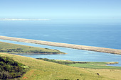 Chesil Beach or Chesil Bank, Dorset, England
